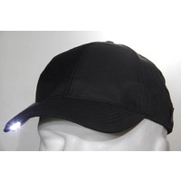 2C One Solar Light Cap Black - 2C1B