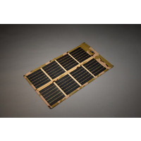 P3Solar Fold up, Flexible Solar Panel 62 Watt - GSSP62-Camo