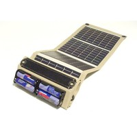 PowerFilm® AA Portable Solar Battery Charger - PFAA