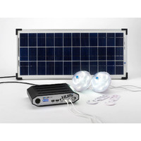 Solar Technology HUBI 10K Lighting and Power System - STHUBI1010A