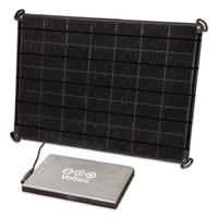 Voltaic Portable Solar Laptop Kit 17WK Panel and V72 Universal Laptop Battery - V17W72
