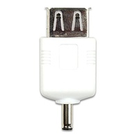 Voltaic 3511 Plug with Female USB - V3511FUSB
