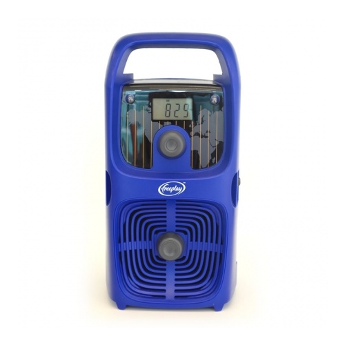 Freeplay Encore Digital Display Solar and Wind Up Radio with Mobile Phone Charging - FPENCD