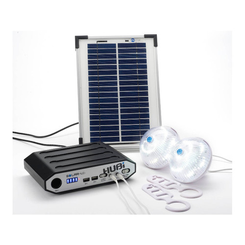 Solar Technology Hubi 2K Power and Lighting System - STHUBI102A