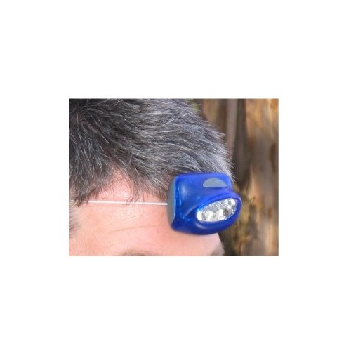 LED Headtorch (with retractable elastic) -HL004