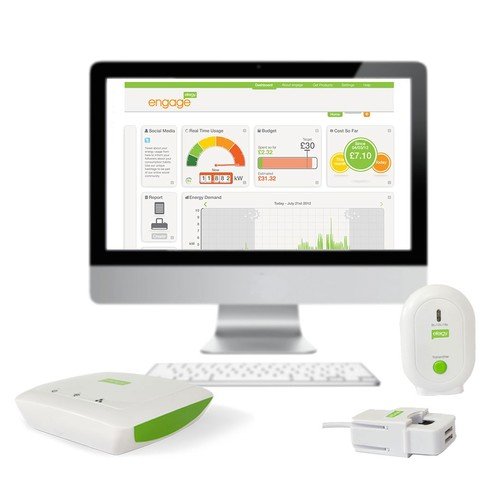 Efergy Engage Hub Online Energy Monitor - Regular - MEHK