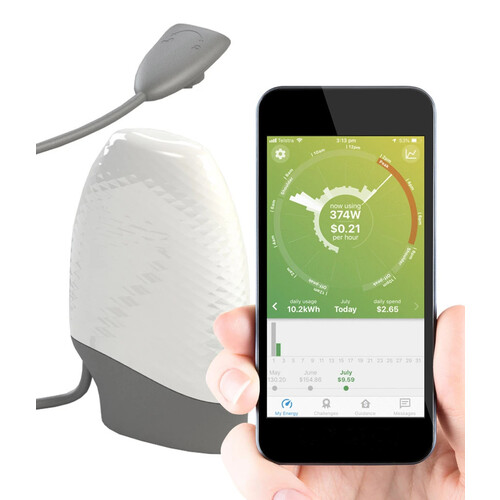 Powerpal Smart Energy Monitor and Phone App